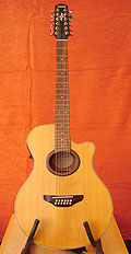 FOR SALE: Yamaha electro acoustic APX-4-12A 12 string guitar