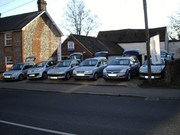 car sales garage forecourt showroom w/shop motor trade premises to let