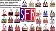Ladies Shoulder  Bags  from Sir Fletcher  Redoun Contemporary