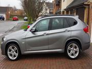 2012 BMW 2012 (12) BMW X1 SDRIVE 20D M SPORT GREY