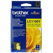 Buy Brother LC1100Y Yellow Ink Cartridge from Storeforlife