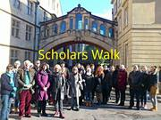 Join a Free Walking Tour of Oxford University.