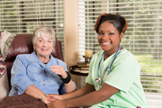 Elder parent Caregiving Services