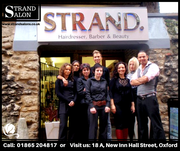 Get the best Beauty Salon Service at Strand Salon Oxford