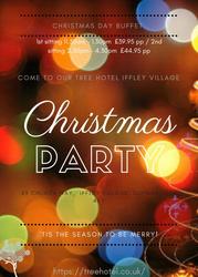 best christmas party venue