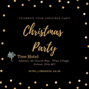 Best Party Venue Oxford for Christmas Party