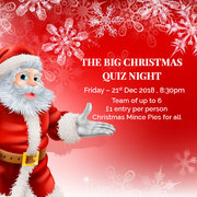 The Big Christmas Quiz Night