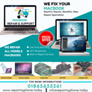 MacBook Repair Services UK