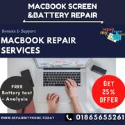 Cheap MacBook Repair Services shop in Oxford
