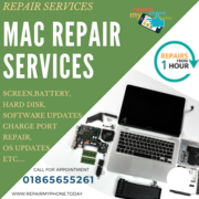 Mac Services Center in Oxford | Mac Screen & Battery Repair for a reas