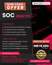 SOC Analyst Expert Training