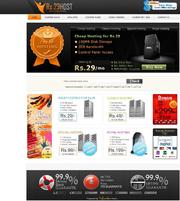 cheap hosting,  web hosting,  hosting for $0.5 p.m, best hosting