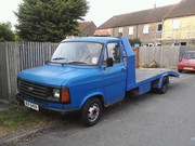 FORD TRANSIT  MK2  1980V 2.5DIESEL RECOVERY TRUCK BEAVERTAIL